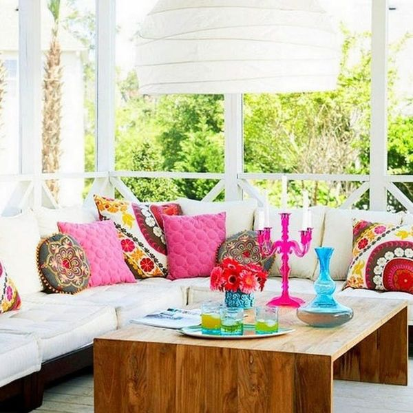 7 Kate Spade New York-Inspired Patios That Are Preppy-Chic Perfection