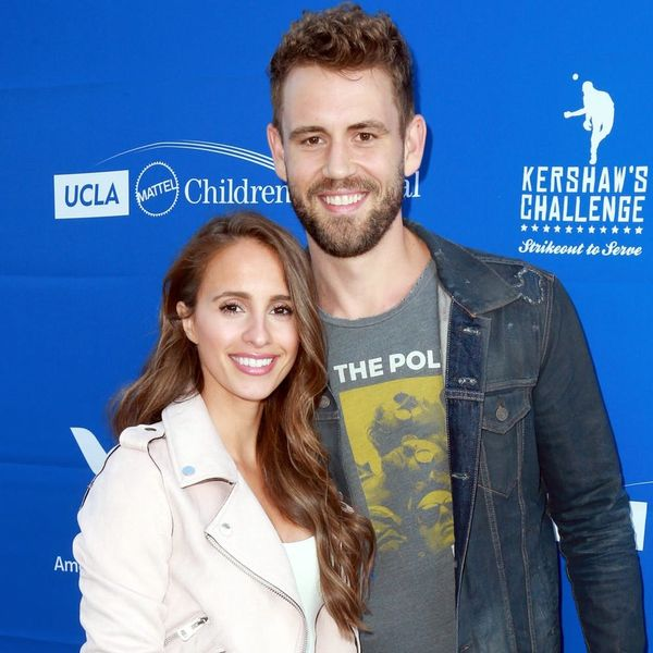Nick Viall and Vanessa Grimaldi Have No Plans to Rush Down the Aisle