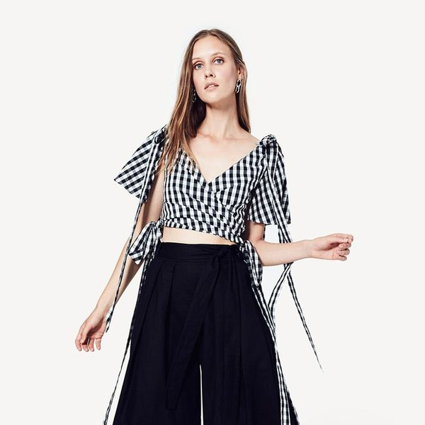 12 Crop Tops That Are Actually Sophisticated