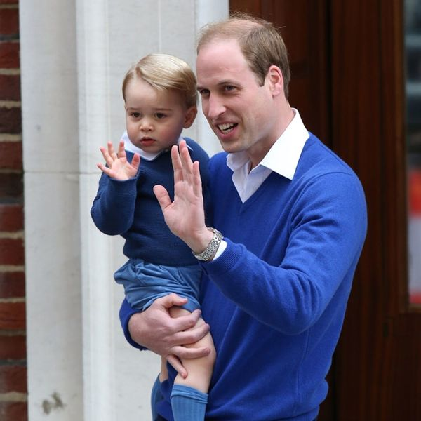 There's a Historically Royal Reason Prince George Always Wears Shorts