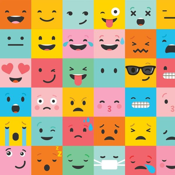 Women Communicate More Happiness and Anger Via Emoji and GIFs Than Men