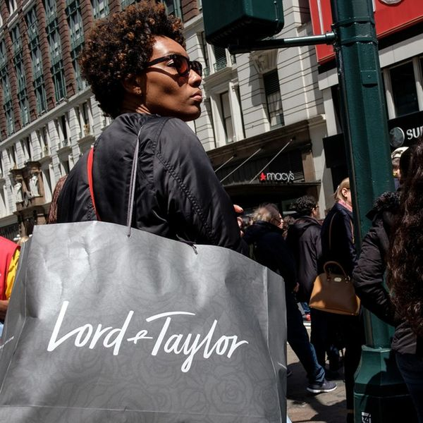 Lord & Taylor Is About to Make Bargain Hunters Very Happy With Its New Price-Matching Policy