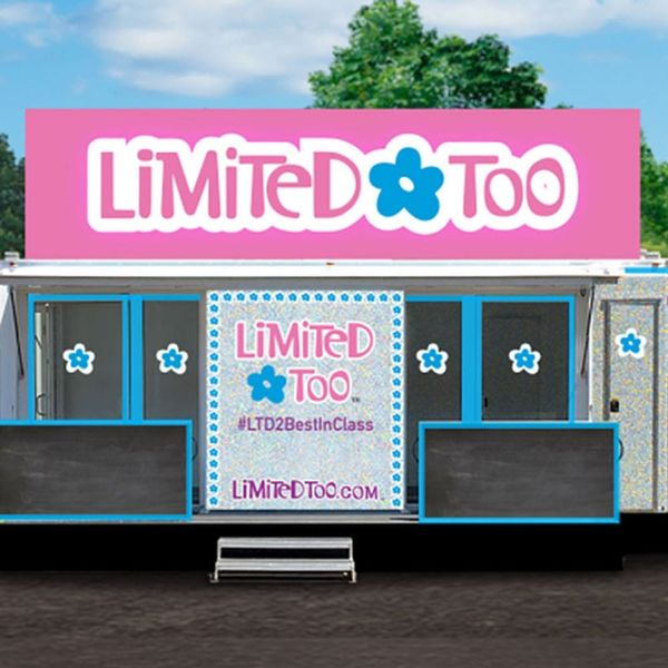 Limited Too Is Coming Back As a Pop Up So You Can Relive Middle School