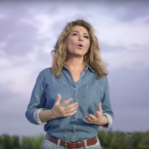 """Shania Twain's """"Life's About to Get Good"""" Video Will Bring You All Kinds of Joy"""