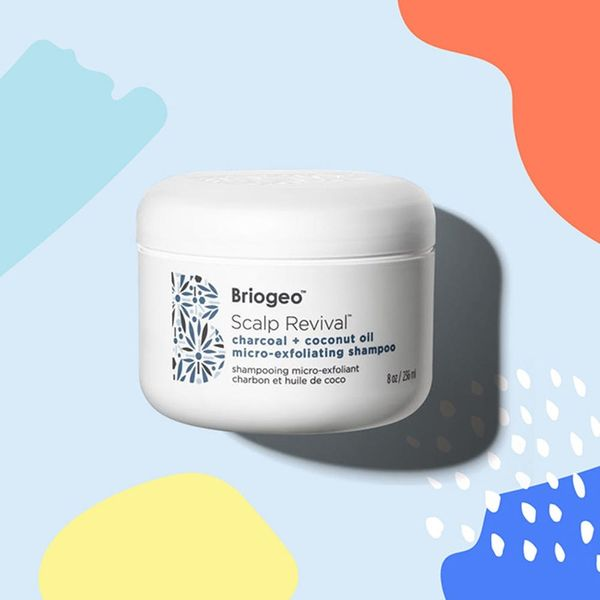 This Shampoo Scrubs Your Head Clean of Product Binging