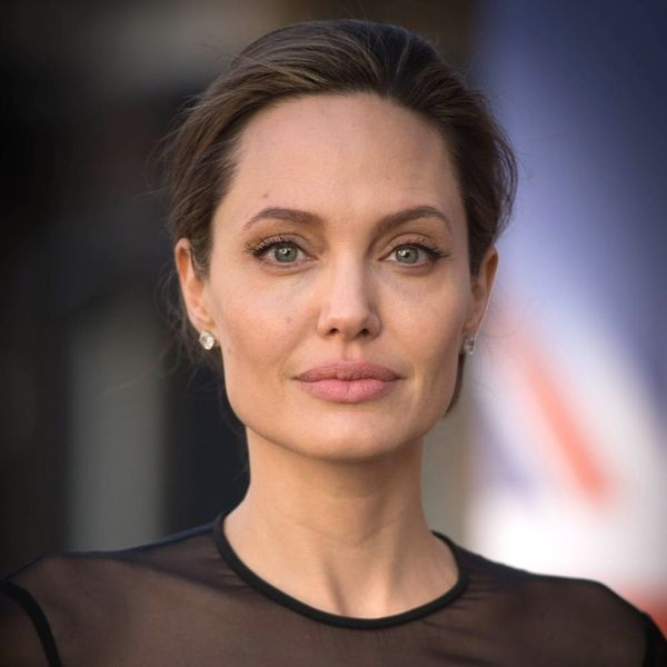 Angelina Jolie Named Face of Brand-New Fragrance
