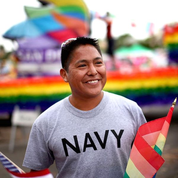 Transgender People Are No Longer Allowed to Serve Openly in the Military and We Have Questions