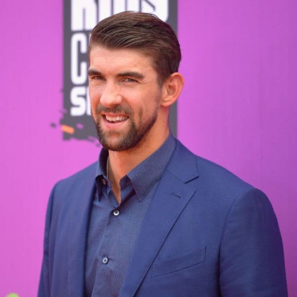 """Michael Phelps Responds to the Shark Race """"Haters"""""""