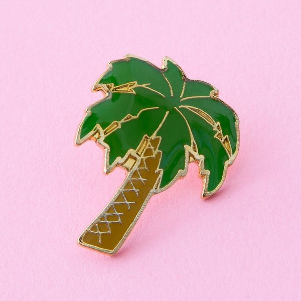 17 Playful Palm-Tree Print Styles for Summer