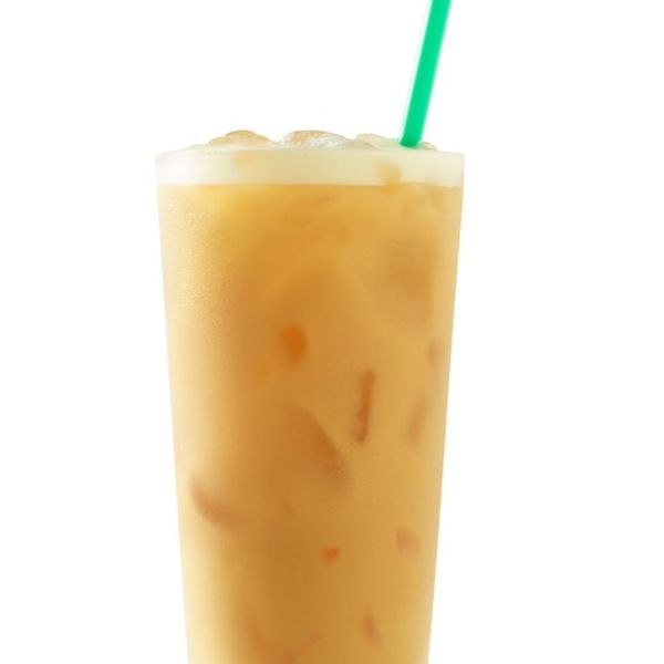 Starbucks Just Debuted an Iced Piña Colada Tea Infusion