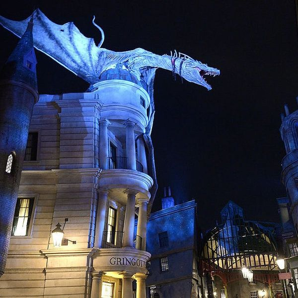 A New Thrill Ride Is Coming to Universal's Wizarding World of Harry Potter