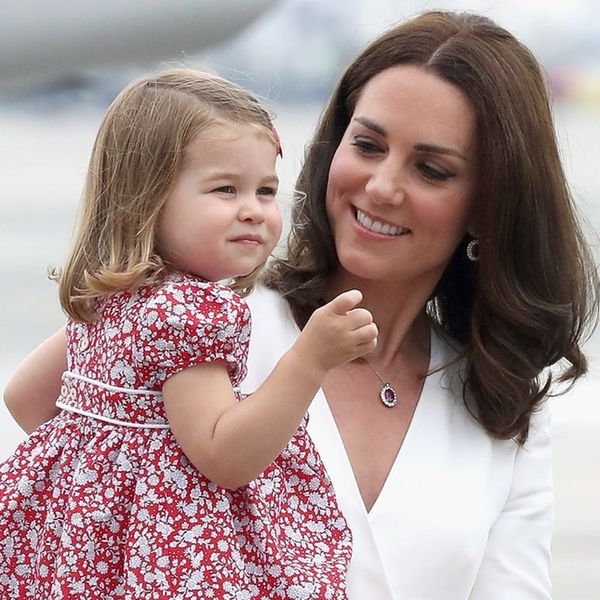Princess Charlotte Just Wore an Adorable Royal Hand-Me-Down from Her Uncle
