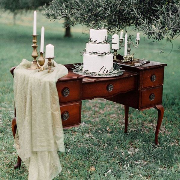 13 Unique Ways to Use Furniture for Your Wedding Decor