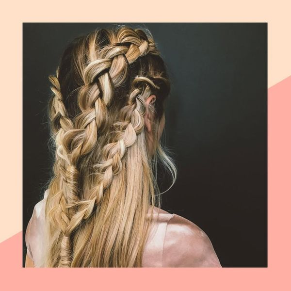 """Rock the """"Game of Thrones"""" Hairstyle With This Khaleesi Braid Tutorial"""