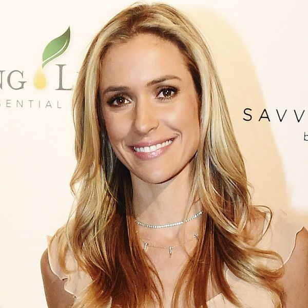 Kristin Cavallari Just Chopped Off Her Hair an Hour Before a Photo Shoot