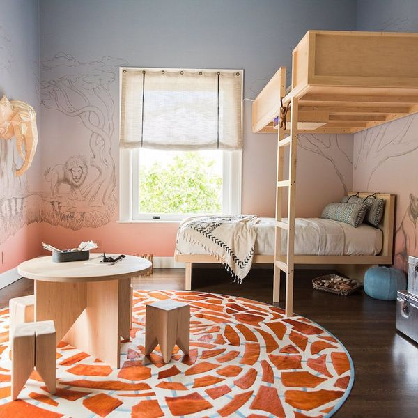 This Safari-Themed Kids Room Is Cool Enough for Adults
