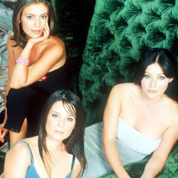 """Holly Marie Combs Just Totally Shut Down Those """"Charmed"""" Reboot Rumors"""