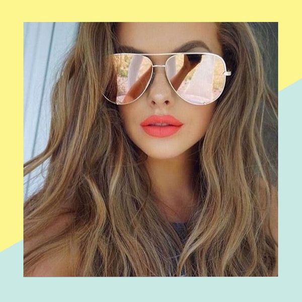 Pinterest Is Seriously Crushing on These Sunglass Trends for Summer