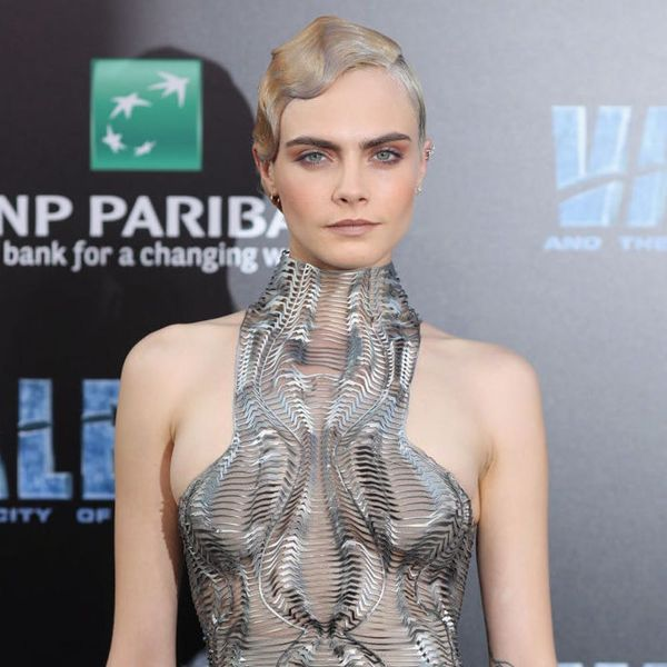 "Cara Delevingne Just Debuted Her New Single ""I Feel Everything"""
