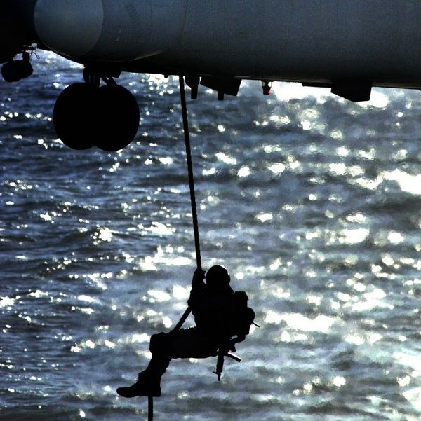 This Woman Is on Her Way to Becoming the First Female Navy SEAL
