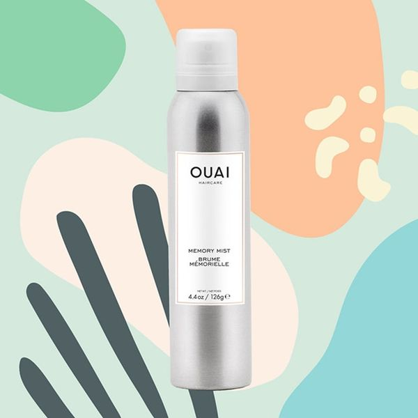 Ouai's New Memory Mist Makes My Lazy Girl Hairstyles Last