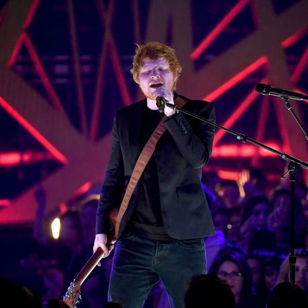 Ed Sheeran Is Using Instagram to Help a Little Girl Find a Stem Cell Donor