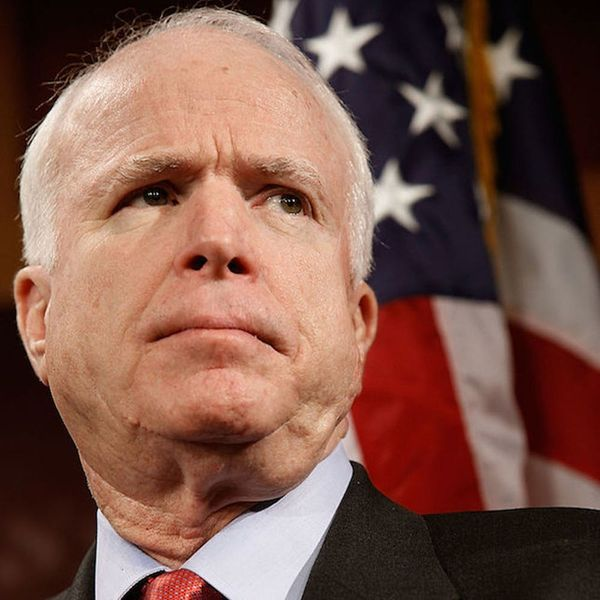 Morning Buzz: John McCain Has Been Diagnosed With Brain Cancer + More