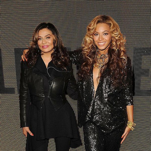 Beyoncé's Mom Hints at the Inspiration for Baby Rumi's Name