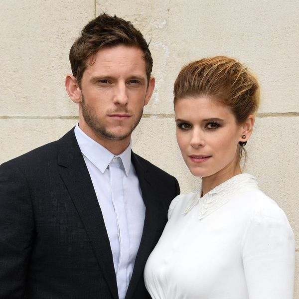 Surprise! Kate Mara and Jamie Bell Got Married During a Secret Wedding