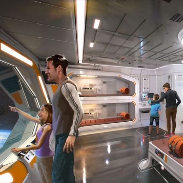 Disney's New Star Wars Hotel Will Let You Play a Character Throughout Your Stay