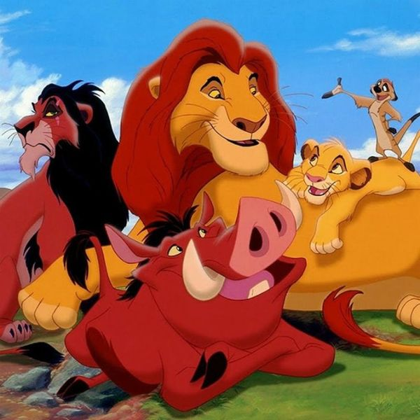 Fans Are Reacting to Reports Over Disney's Lion King Footage