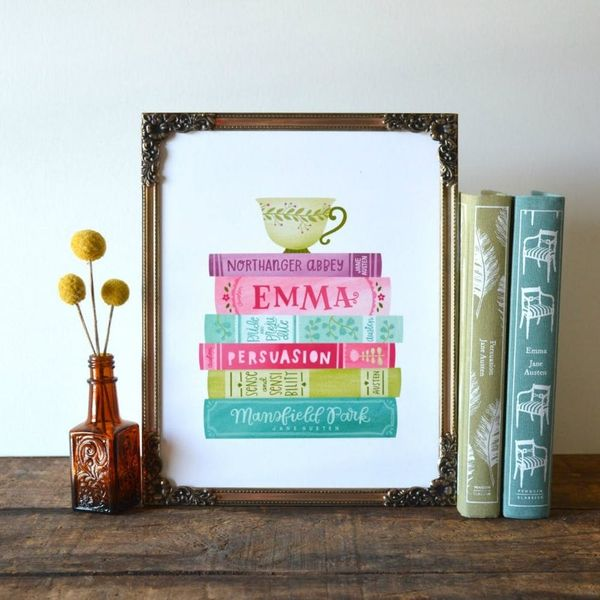 14 Novel Gifts to Celebrate 200 Years of Jane Austen