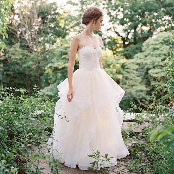 This Try-at-Home Custom Bridal Brand Is Changing the Wedding Dress Game