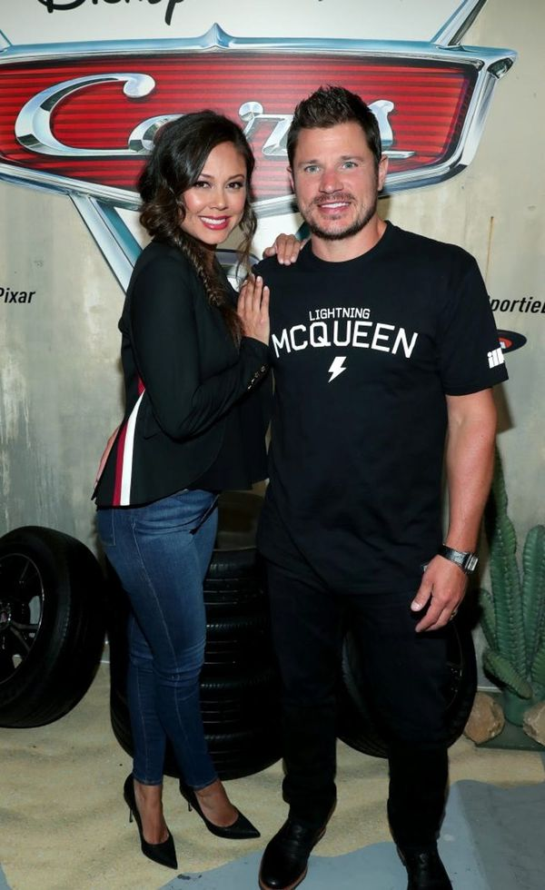 Nick Lachey Went for Maximum Gush With His Super Sweet Anniversary Message to Vanessa Lachey