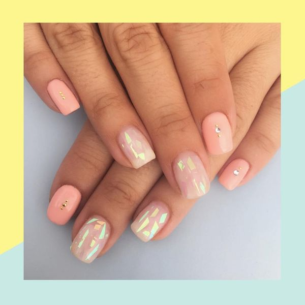 9 Nude Nail Ideas for Summer Brides