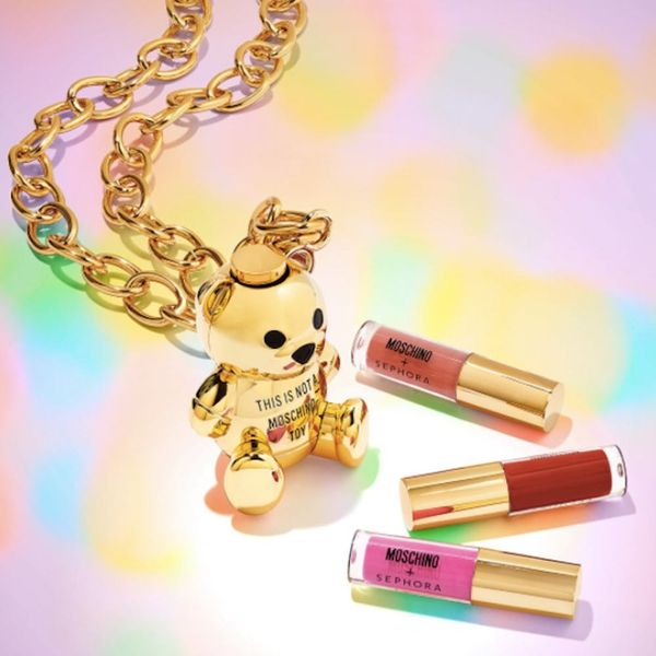 Moschino Is Launching Its First-Ever Makeup Line at Sephora and It's the Absolute Cutest