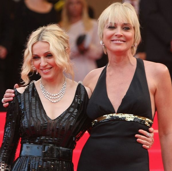 Sharon Stone Absolutely Refuses to Be 'Pitted Against' Madonna Over Leaked Letters