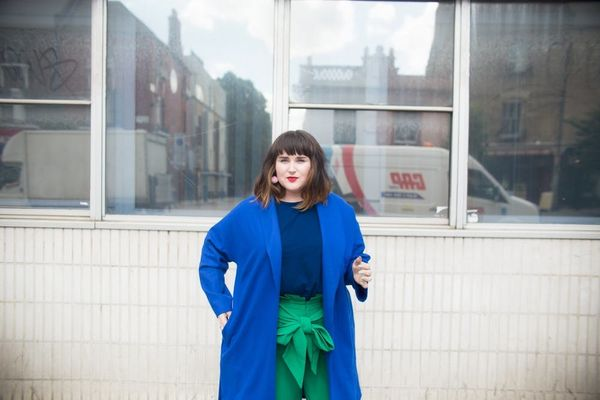 This Is What Happens When a Plus-Size Blogger Gets Her Own Clothing Line