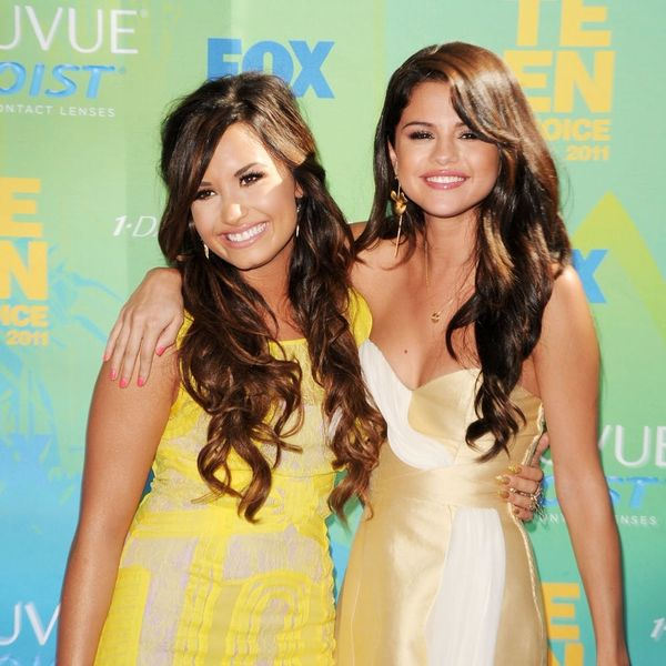 Demi Lovato Tweeted Love for Selena Gomez's New Song by Invoking Their Barney Days
