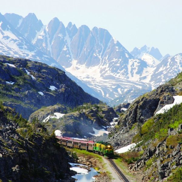7 North American Train Journeys You Should Take at Least Once in Your Life