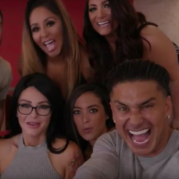 The Jersey Shore Cast Officially Reunited… for a Burger King Commercial