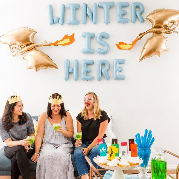 Throw the Game of Thrones Viewing Party of Your Dreams
