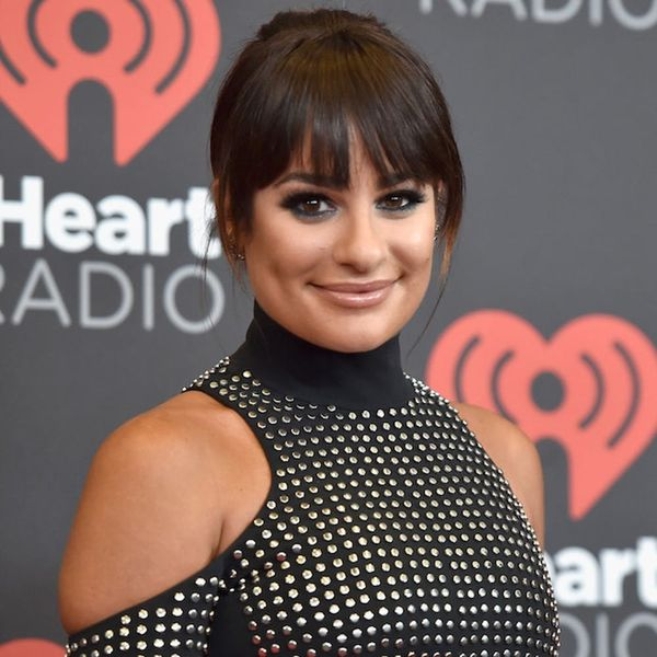 Lea Michele Has Gone BLONDE for the Summer