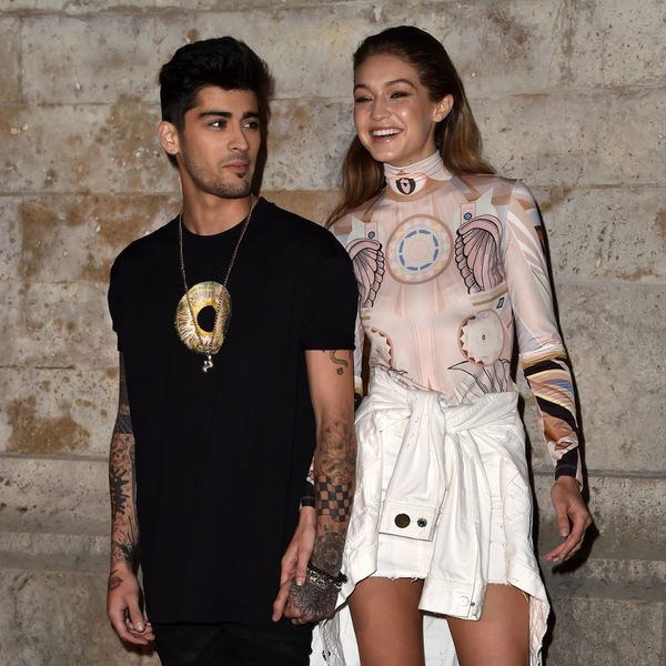 Gigi Hadid and Zayn Malik's Vogue Cover Sparked a Conversation About Gender Fluidity