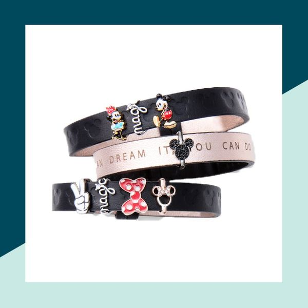 Score These Adorable Disney x KEEP Collective Charm Bracelets for Under $40