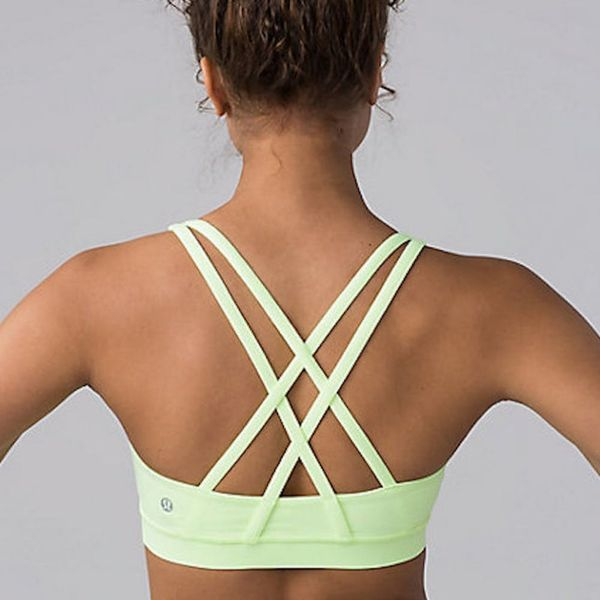 Uh Oh. Lululemon Is Suing Under Armour for Allegedly Copying Its Bras