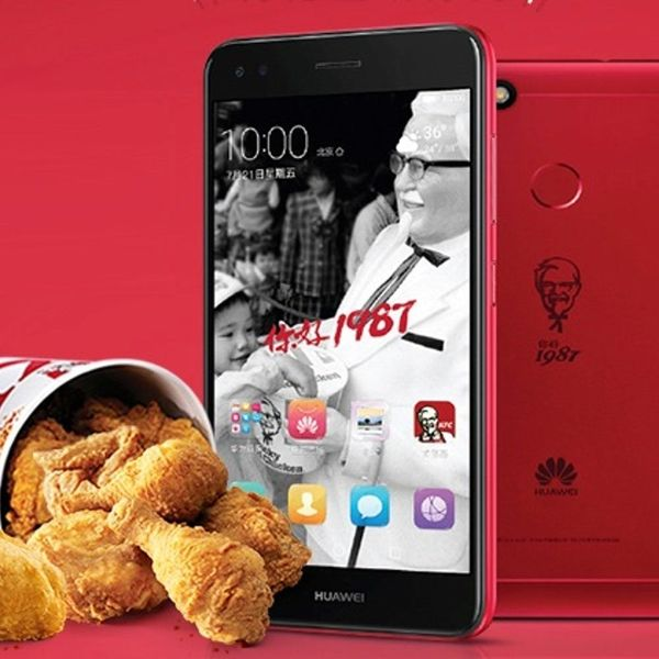 KFC Is Releasing a Smartphone and It's Actually Kind of Cool
