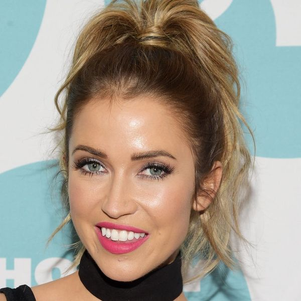 Kaitlyn Bristowe Just Debuted a New Rosé Colored Hairdo