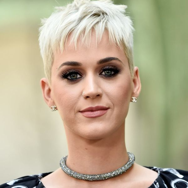 The Striped Bikini Katy Perry Rocked on Her Italian Vacay Is Now on Sale