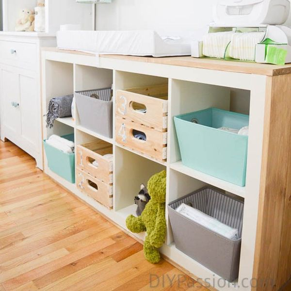 8 Upcycling Projects to Transform Your Baby's Nursery